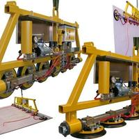 Battery-powered Vacuum Lifting Device (Vacuum Lifter) Kombi 7011-A-1000 for production and workshop