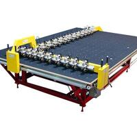2-bridged cutting machine 215-MAN