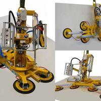 Vakuumheber 7025-MDS4/E – damit bewegen Sie bis 500 kg schwere Glasscheiben oder Fenster
