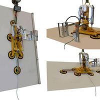 Vakuumheber 7025-MDmS4/E – damit bewegen Sie bis 500 kg schwere Glasscheiben oder Fenster