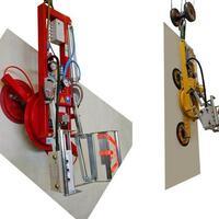 Vakuumheber 7025-MD4-2/E – damit bewegen Sie bis 250 kg schwere Glasscheiben oder Fenster