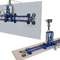 Vakuumheber 7025-C-1000-07/E – damit bewegen Sie bis 800 kg schwere Glasscheiben