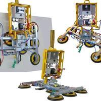 Kombi 7211-DS5-2012 – batteriebetriebener Vakuumheber für die Baustelle
