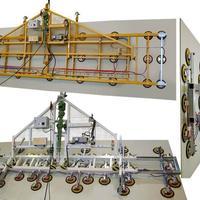 Das Vakuumhebe-Gerät Kombi 7231-CS für Baustelle und Werkstatt