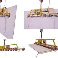 Vakuumhebegerät (Vakuumlifter) Kombi 7201-A-1000 für Baustelle, Produktion und Werkstatt