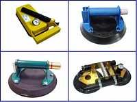 Safety suction handles