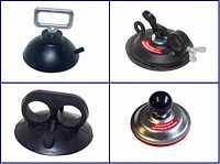 Suction handles