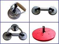 Suction Handles GREIF-ZU