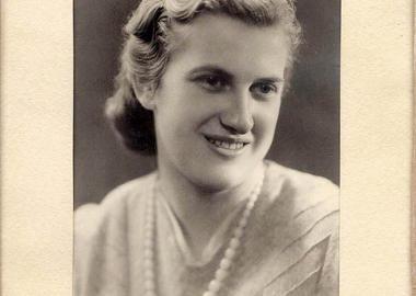 Margarete Pannkoke - geborene Ostwald