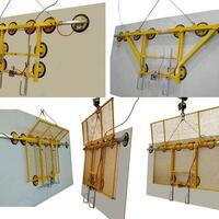 Vakuum Lifting Frame 7000-AB for production and worksho