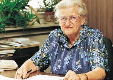Margarete Pannkoke scheidet aus dem Unternehmen aus