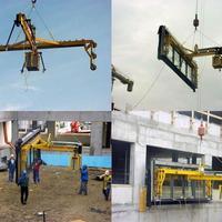 Verglasungsgerät / Gegengewichtseinheit BALANCE für die Baustelle - der Vakuumheber für besondere Aufgaben