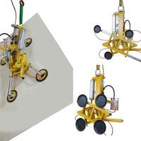 Vakuumheber 7025-MDS8/E – damit bewegen Sie bis 400 kg schwere Glasscheiben oder Fenster