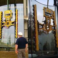 Akku-Vakuumhebe-Gerät Kombi 7211-DSG3 für Baustelle und Werkstatt