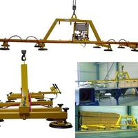 Battery-powered Vacuum Lifting Device Kombi 7011-H2000 for production and workshop