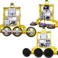 Akku-Vakuumhebe-Gerät Kombi 7211-AX-2012 für Baustelle und Werkstatt