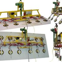 Vacuum Lifting Device (Vacuum Lifter) Kombi 7031-C-1000 for production and workshop
