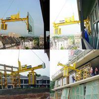 Verglasungsgerät / Gegengewichtseinheit BALANCE für die Baustelle, dar Vakuumheber für besondere Aufgaben