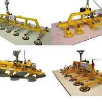 Vacuum Lifting Device (Vacuum Lifter) Kombi 8001-H2000 for production and workshop