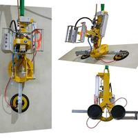 Vakuumheber 7025-MDS4-2/E – damit bewegen Sie bis 250 kg schwere Glasscheiben oder Fenster