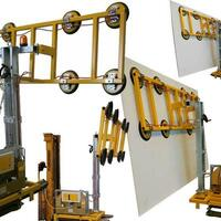 Vacuum Transport Lift 7011-GSFV for production and workshop