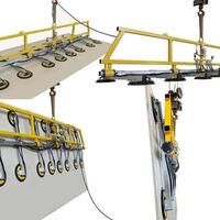 Vakuum Lifting Frame 7000-C-1000 SO01 for production and workshop