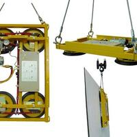 Battery-powered Vacuum Lifter Kombi 7011-VT SO04 in custom version for production and workshop