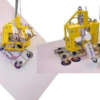 Das Vakuumhebe-Gerät 7225-MDSt für Produktion und Werkstatt
