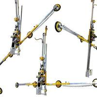 Vacuum Lifter 7025-AD4-2 for the glass polishing workshop