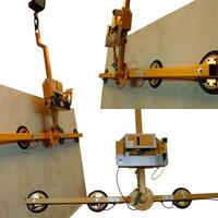 Battery-powered Vacuum Lifter Kombi 7011-D SO09 for production and workshop