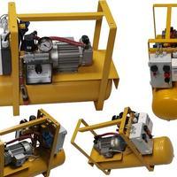 Vakuum-Pumpen-Einheit 7002-Standard für die Produktion-3