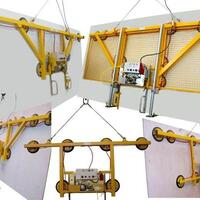 Vacuum Lifting Device Kombi 7001-ABs for production and workshop