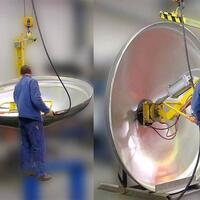 Vakuumhebegerät 7025-GGSO für Produktion und Werkstatt