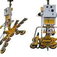 The Battery-powered Vacuum Lifter Kombi 7241-DmS3 for construction site, production and workshop