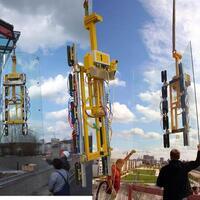 Akku-Vakuumhebe-Gerät Kombi 7211-CeDeG SO02 für Baustelle und Werkstatt