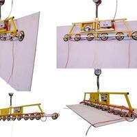 Vacuum Lifting Device (Vacuum Lifter) Kombi 7201-A-1000 for construction site, production and workshop