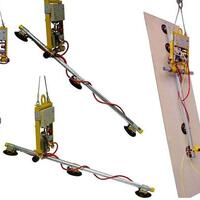Battery-powered Vacuum Lifter Kombi 7011-CX SO01 for production and workshop