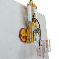 Vacuum Lifter 7025-MD2-4 for the insulating glass production