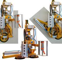Vakuumheber 7025-MDS2/E – damit bewegen Sie bis 250 kg schwere Glasscheiben