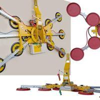 Kombi 7211-DS4-2012 – batteriebetriebener Vakuumheber für die Baustelle