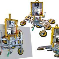 Kombi 7211-DS5-2012 – Battery-operated Vacuum Lifter for the construction site
