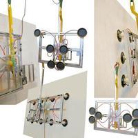Vakuumhebe-Gehänge 7000-D43 SO04 für Produktion und Werkstatt
