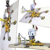 Vakuumhebe-Gerät Kombi 7031-DS3 für Produktion und Werkstatt