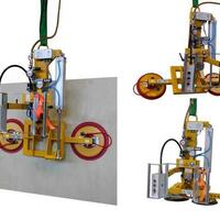 Vacuum Lifter 7025-MS4-2/E – you can move up to 250 kg glass panes or windows