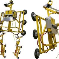 Battery-powered Vacuum Lifting Device (Vacuum Lifter) Kombi 7011-BUS2 for the workshop