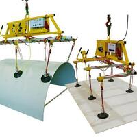 Vacuum Lifting Device (Vacuum Lifter) Kombi 7001-HG for production and workshop