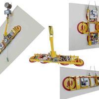 Kombi 7211-DS250 – batteriebetriebener Vakuumheber für die Baustelle