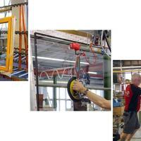 Vakuumheber 7005-BF-2013/E für die Fensterproduktion